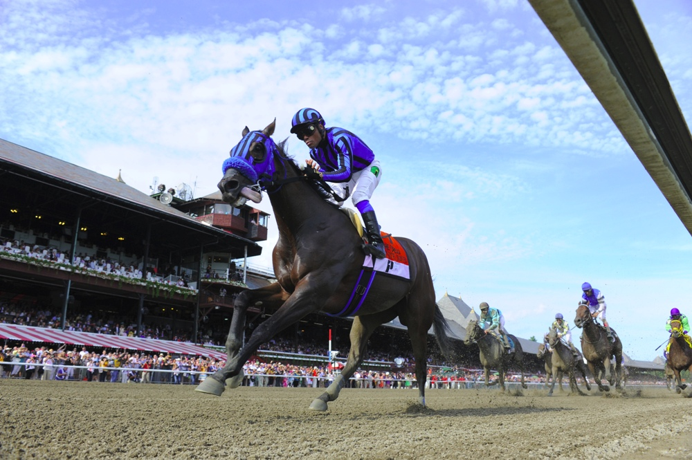 Breeders Cup Dirt Mile A Perfect Fit For Private Zone