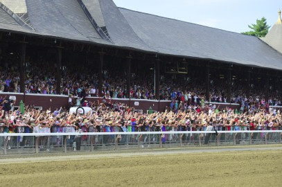 Fields Coming Together for Travers Day Stakes