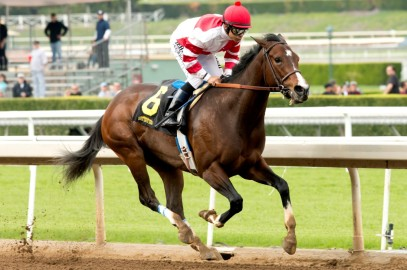Songbird Has First Gallop at Saratoga