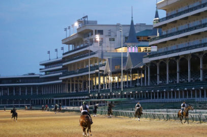 Ever So Clever Returns to Churchill for Pocahontas Stakes