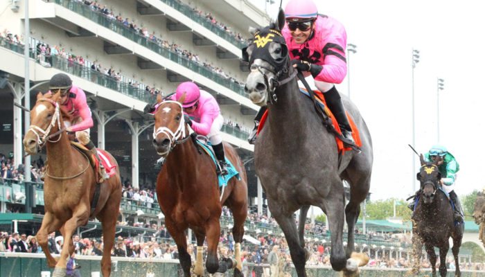 Casse Attempts Sweep of Iroquois, Pocahontas Stakes