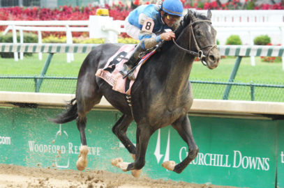 Not This Time Dominates Iroquois Stakes at Churchill Downs
