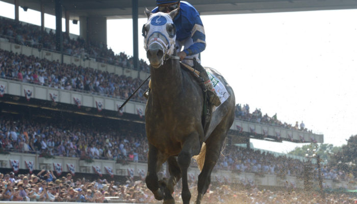 McLaughlin Discusses Plans for Frosted, Other Stakes Runners