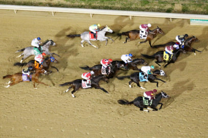 Petrov Looks Strong in Smarty Jones Stakes